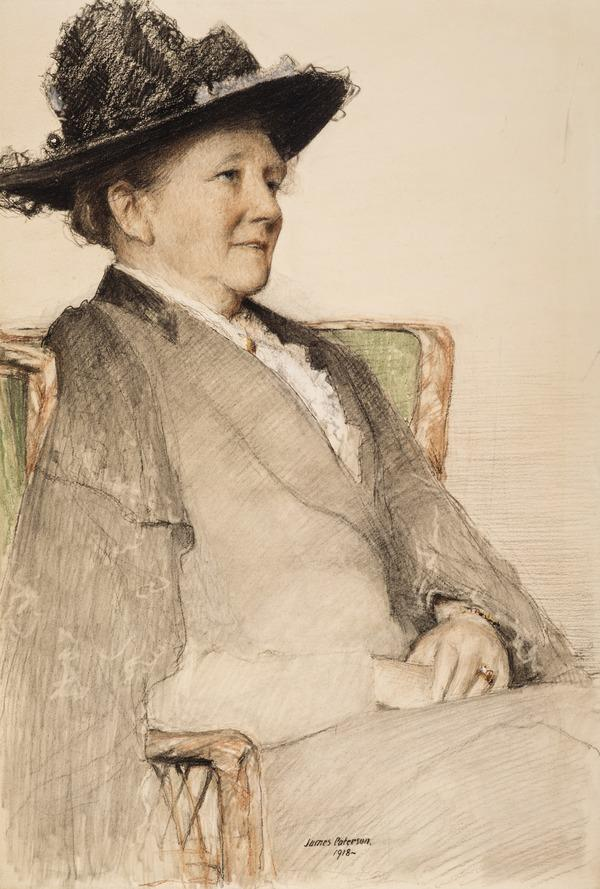 Lady Guthrie, Wife of Lord Charles Guthrie (Dated 1918)