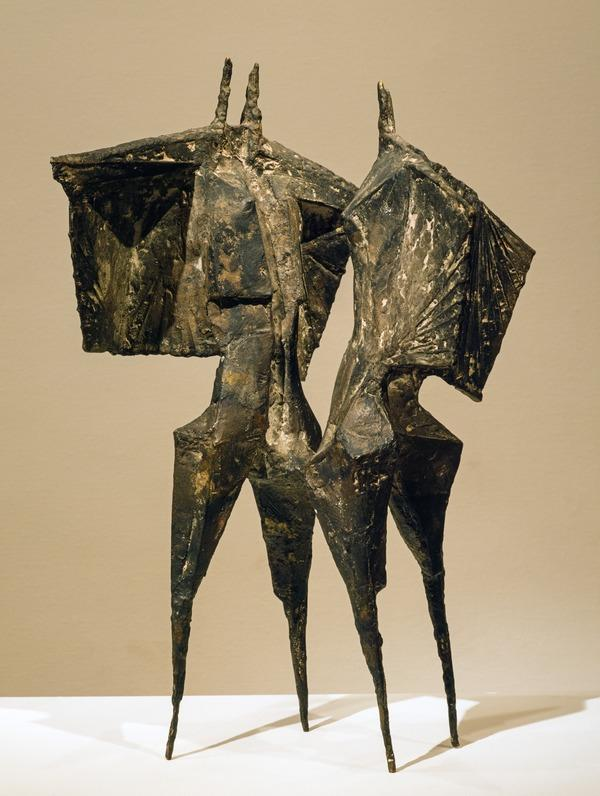Winged Figures (1955)