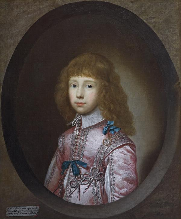 Robert, Lord Bruce, later 2nd Earl of Elgin and 1st Earl of Ailesbury (1626 - 1685) (1633)