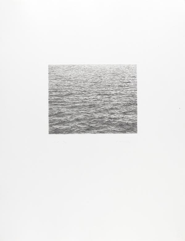 Drypoint - Ocean Surface