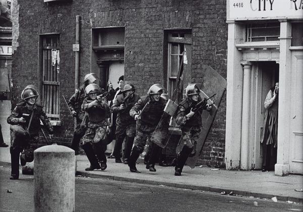 Northern Ireland, Londonderry (1971 (printed 2013))