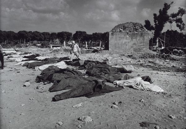 After the Massacre of Sabra Camp in Beirut (1982 (printed 2013))
