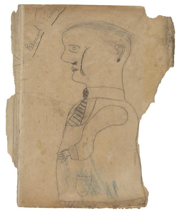 Self-portrait (About 1935)