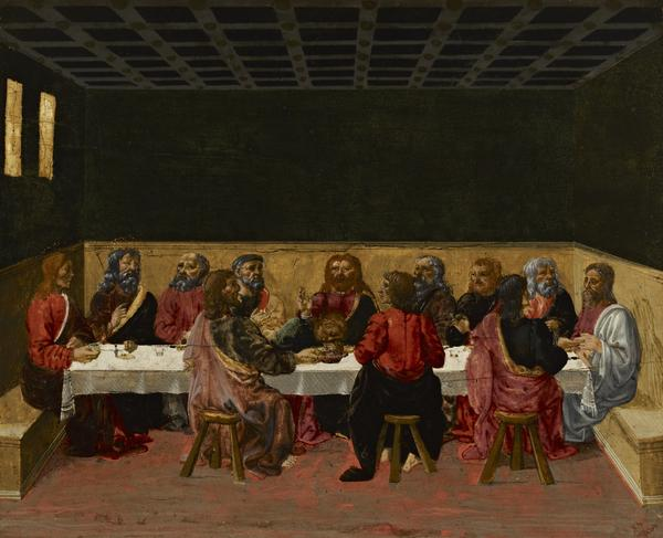 The Last Supper (About 1465)