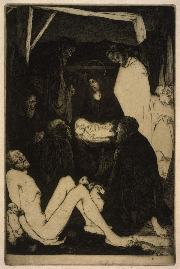The Adoration of the Magi (About 1930)