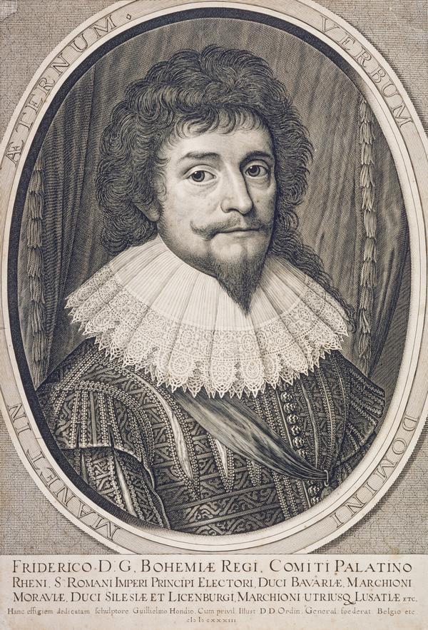Frederick V, King of Bohemia, 1596 - 1632 (1633)