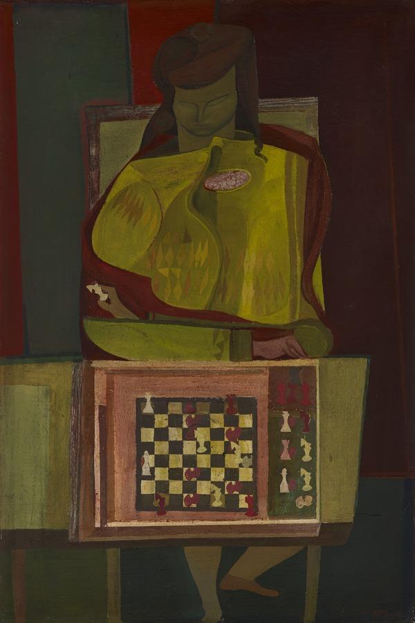 The Chess Player (1944)