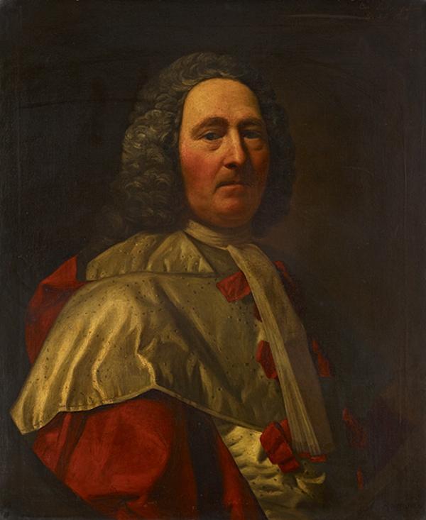 Charles Erskine, Lord Tinwald, 1680 - 1763. Lord Justice-Clerk (1750)