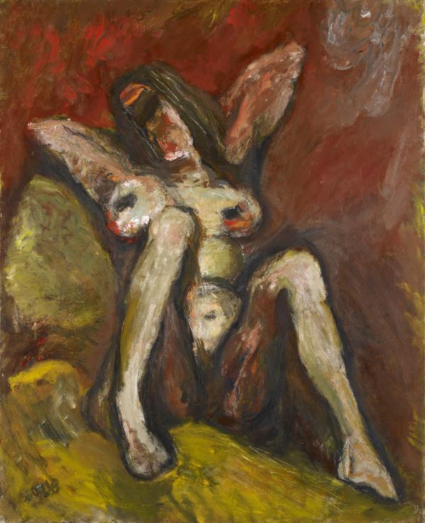 Nude (1964 - 1965)