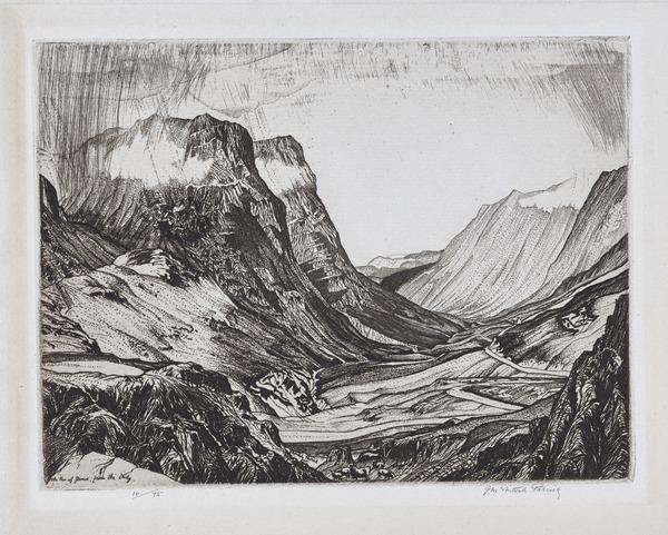 The Pass of Glencoe (1928)