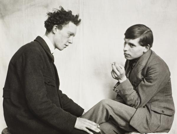 Bohemians [Willi Bongard and Gottfried Brockmann], 1922-5 (1922 - 1925)