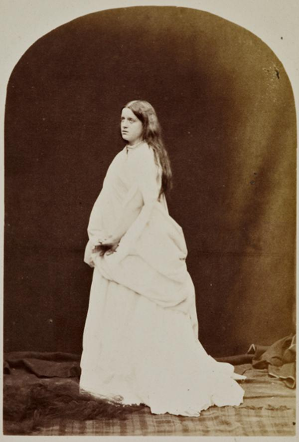 Lady Anne Duff as Hope (27 August 1863)