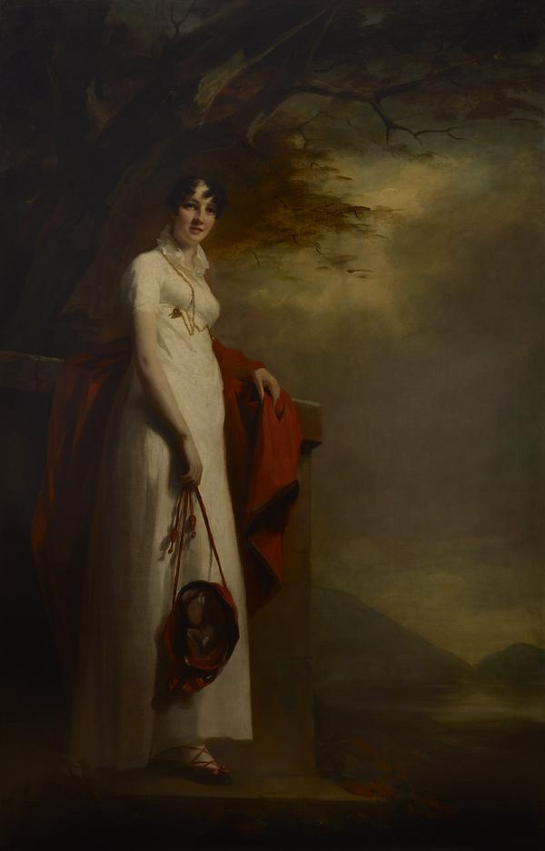 Lady Montgomery, née Helen Graham (d. 1828) (About 1816-1820)