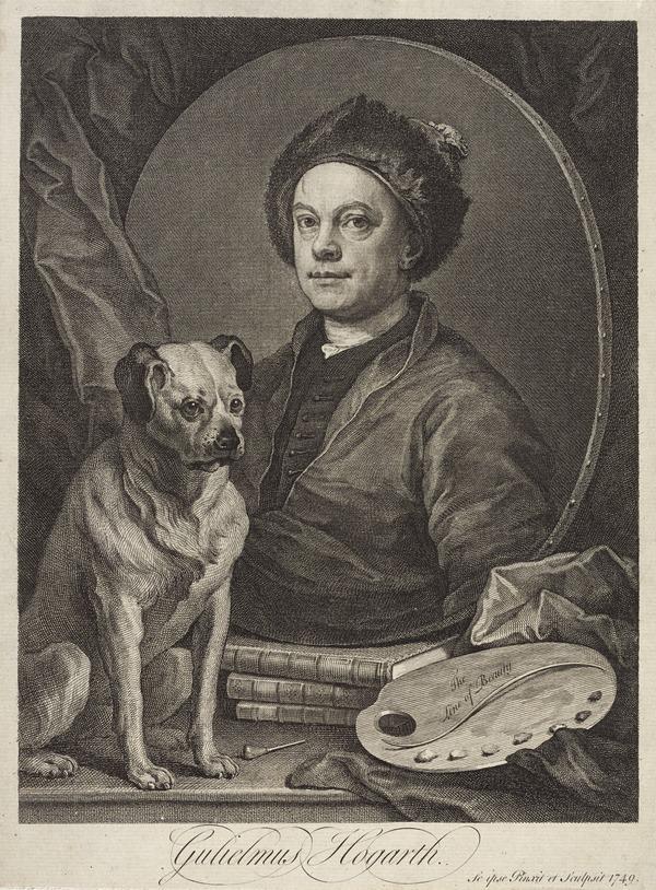 William Hogarth, 1687 - 1764. Painter and engraver
