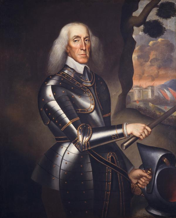 General Thomas Dalyell, c 1599 - 1685. Soldier in Russia and Commander-in-Chief in Scotland (About 1670)