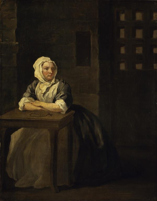 Sarah Malcolm (died 1733) (1733)