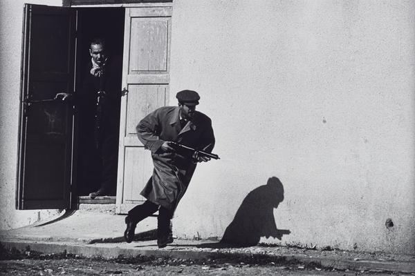 The Cyprus Civil War, Limassol, Cyprus (1964 (printed 2013))