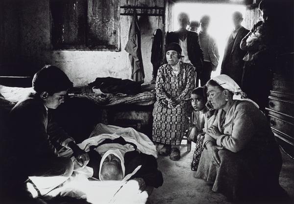 The Murder of a Turkish Shepherd, Cyprus Civil War (1965 (printed 2013))