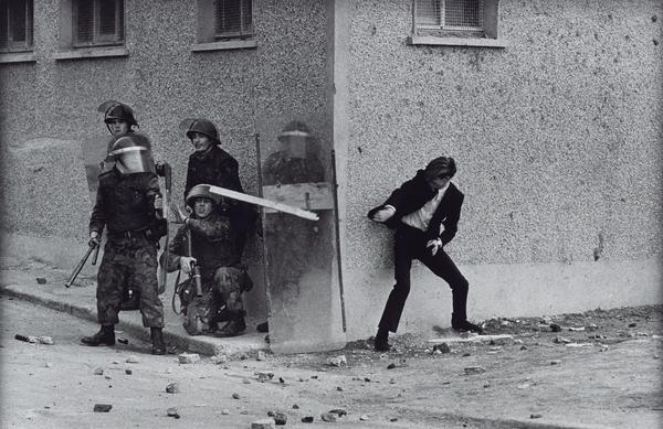 The Bogside, Londonderry, Northern Ireland (1971 (printed 2013))