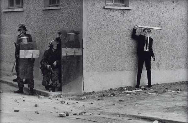 Northern Ireland, The Bogside, Londonderry (1971 (printed 2013))