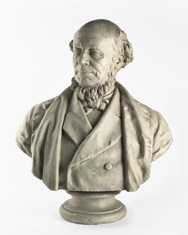 Sir John Fowler, 1817 - 1898. Designer of the Forth Railway Bridge