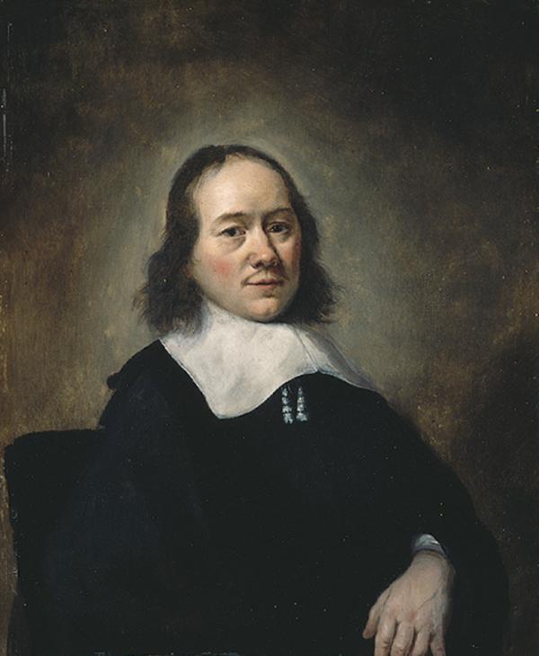 Portrait of a Man (17th century)