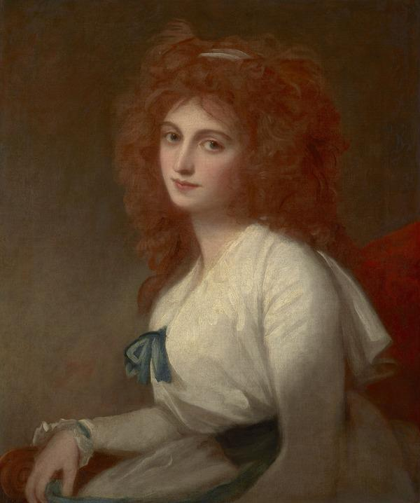 Mrs James Carmichael Smyth, died 1803 (1788 - 1789)