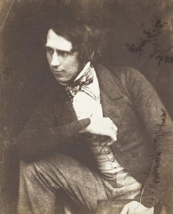 Sir James Young Simpson, 1811 - 1870. Discoverer of chloroform [a]
