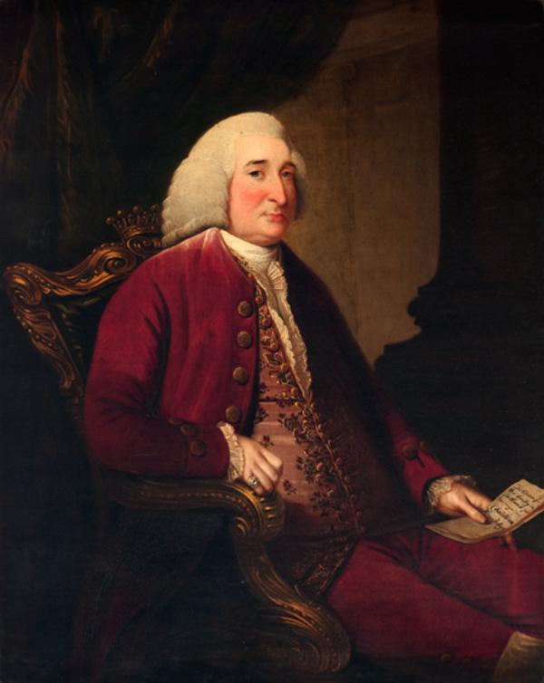 Thomas Hay, 9th Earl of Kinnoull, 1710 - 1787. Statesman (after 1780)