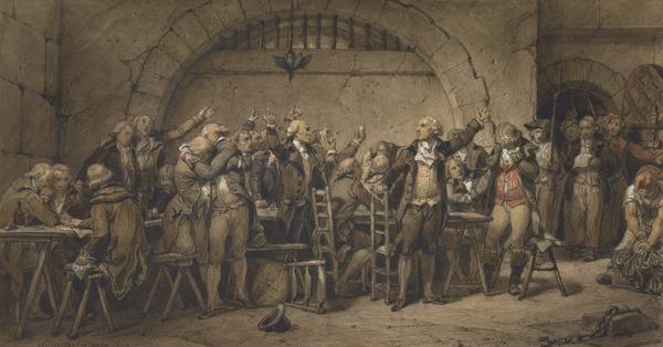 The Girondins (1846)
