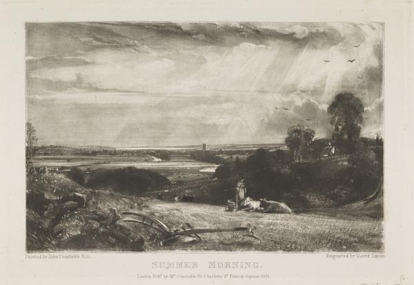 Summer Morning (1831)