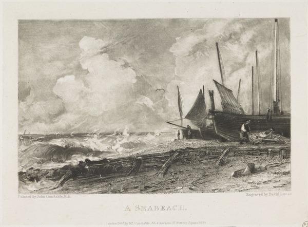 A Seabeach (1830)