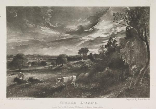 Summer Evening (1831)