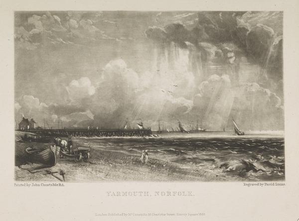 Yarmouth, Norfolk (1832)