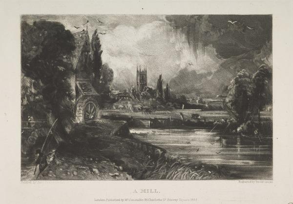 A Mill (1832)