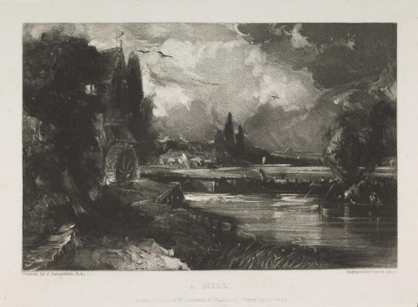 A Mill (1830)