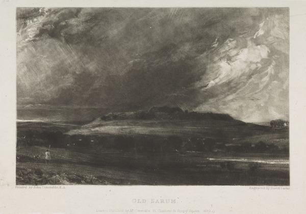 Old Sarum (1830)