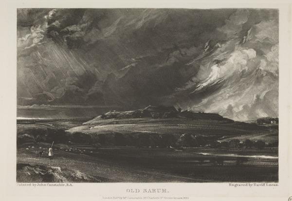 Old Sarum (1832)