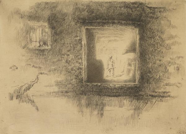 Nocturne: Furnace (1886)