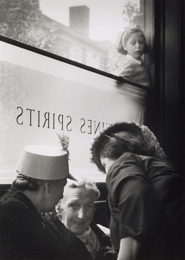 From the series 'Mothers' Day Off' (1954)