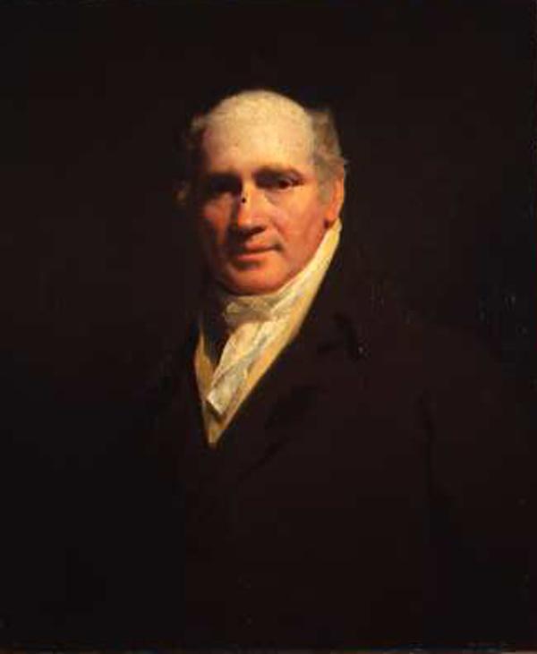 Robert Buchan. Artist (1823)
