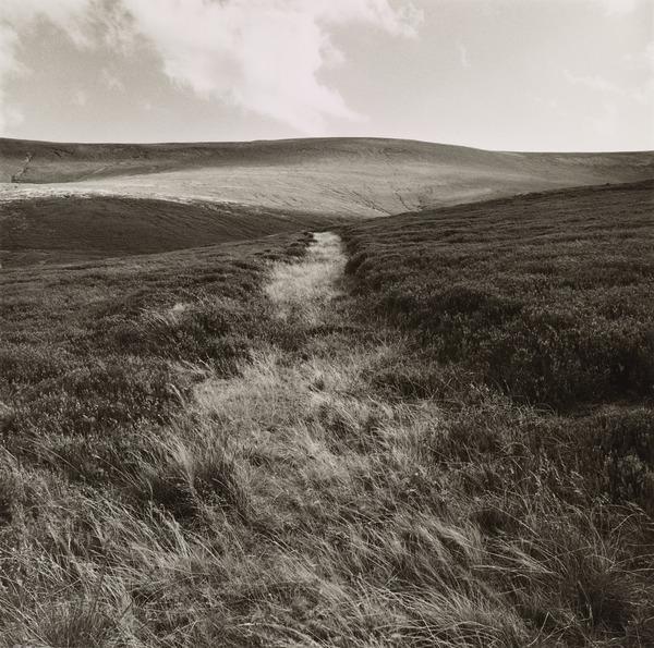 The Old Path near Corryhabbie Burn