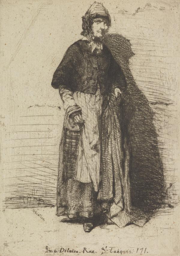 La Mere Gerard (1858)