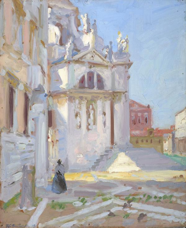 Santa Maria della Salute, Venice (1910)