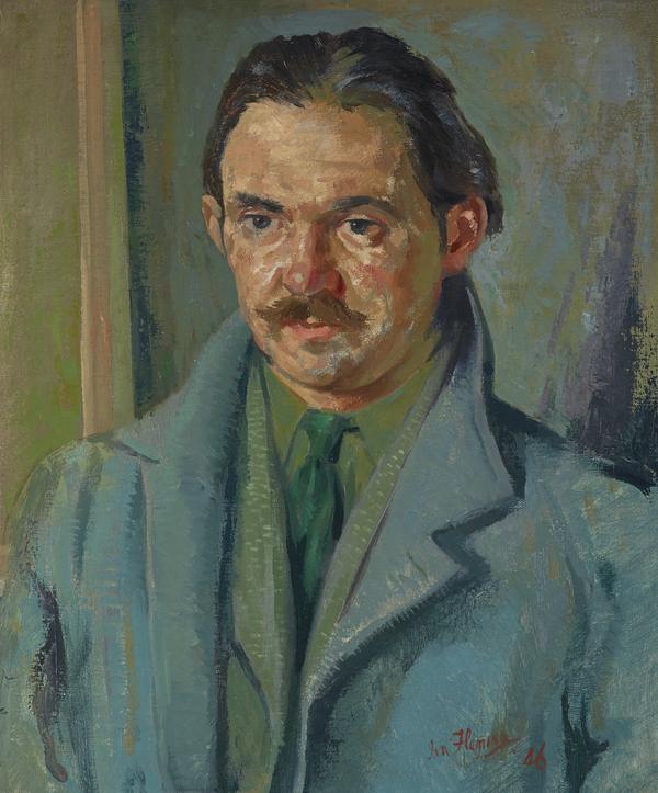 William Wilson, 1905 - 1972. Artist (1946)