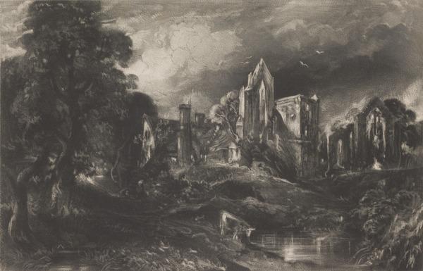 Castle Acre Priory (1830 - 1831)