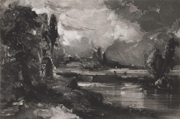 A Mill (1830 - 1831)