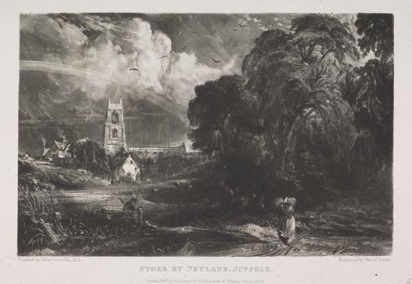 Stoke by Neyland, Suffolk (1830)