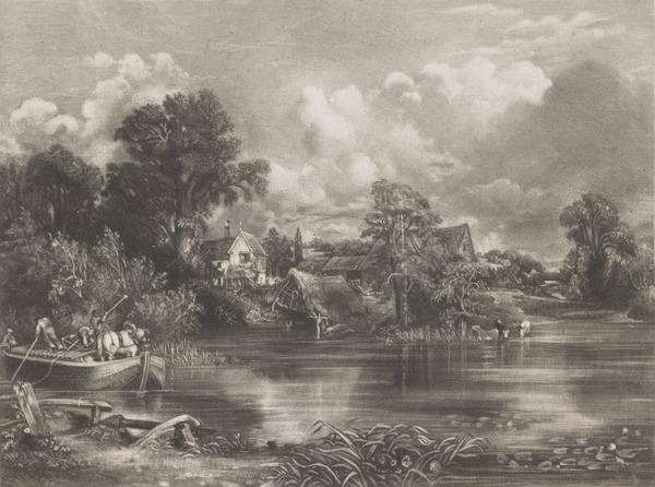 View on the River Stour