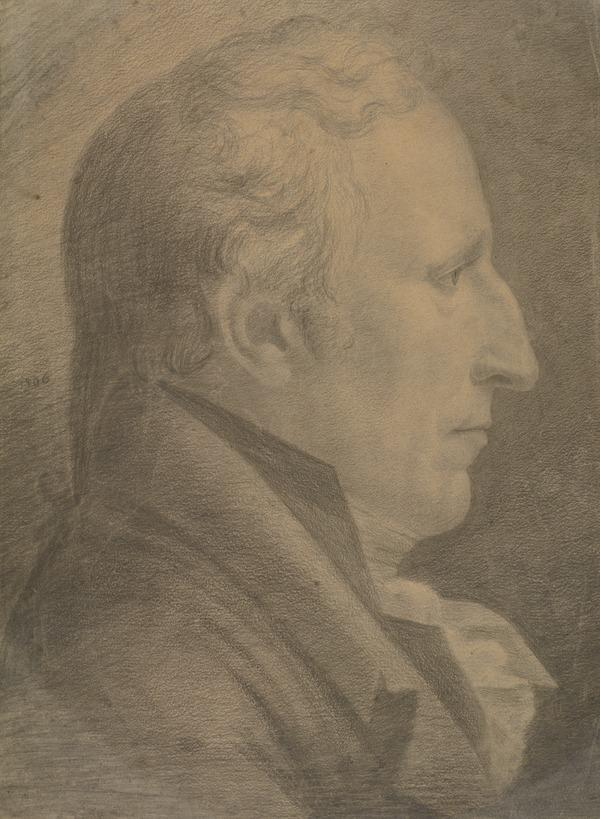 The Head of a Man, Looking Right (1806)